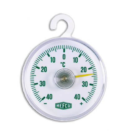 Hook-on-Thermometer