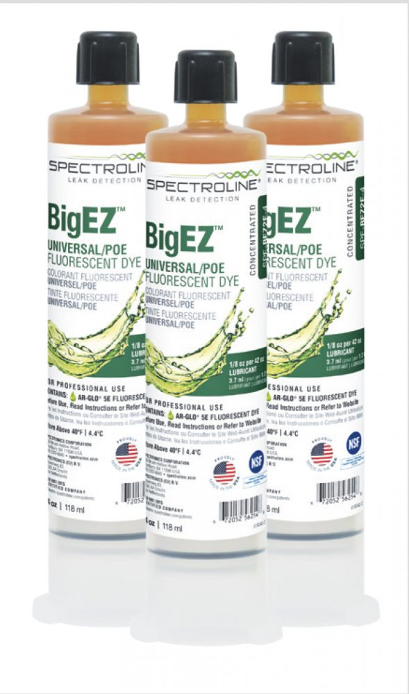 BigEZ fluorescent dye injection kit and